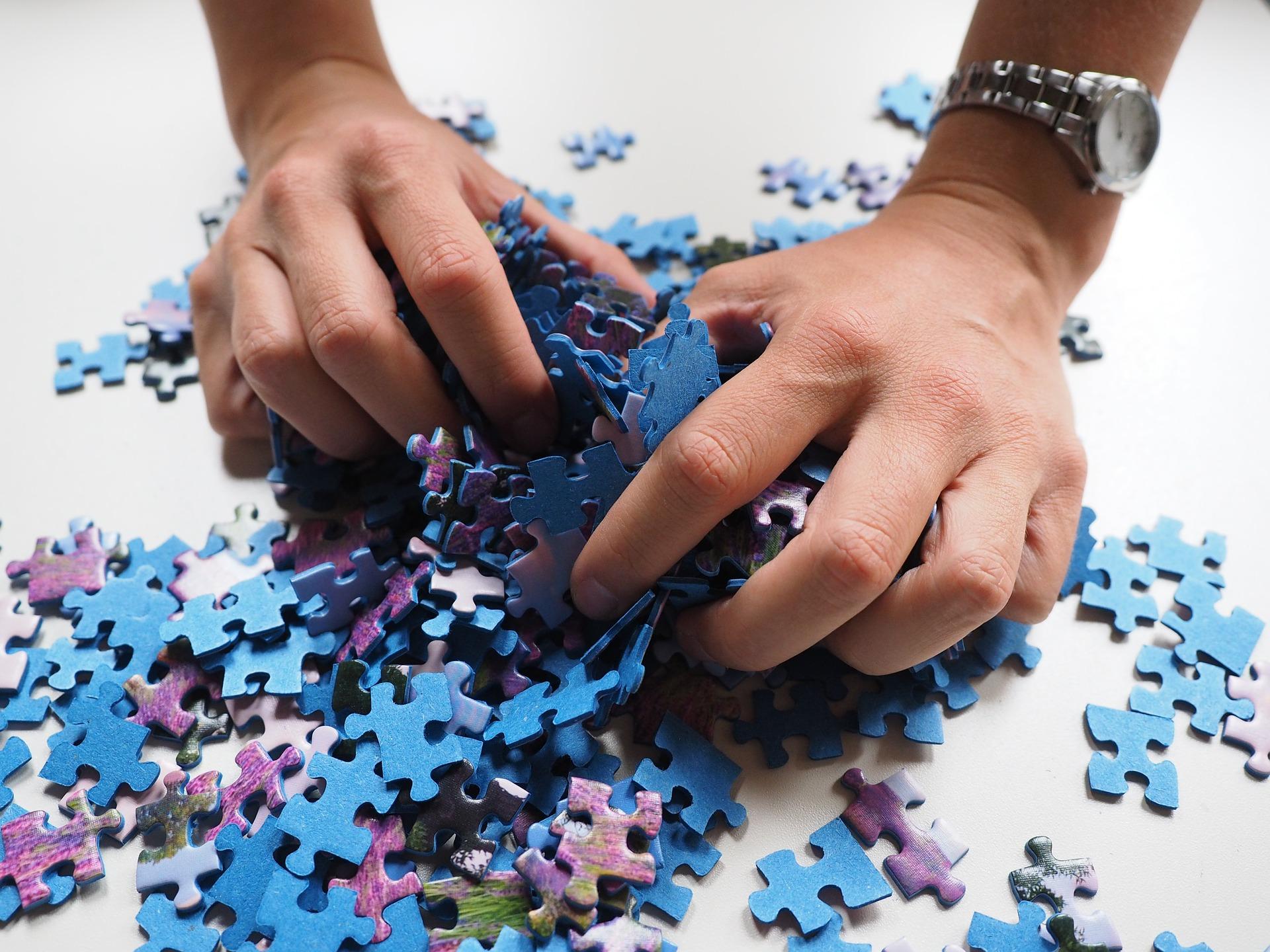 Destruction Puzzle